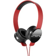 SOL REPUBLIC 1211-GZU Collegiate Series Tracks On-Ear Headphones with Three Button Remote and Microphone - Gonzaga University