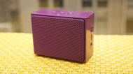 AmazonBasics Ultra-Portable Mini Bluetooth Speaker BTV2 Purple
