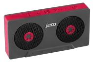 Jam Rewind Aktiver Multimedia-Lautsprecher rot