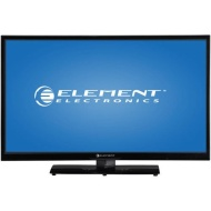 "Refurbished Element 40"" Class 1080P LED HDTV - 1920 x 1080, 60Hz, 3x HDMI Ports, 16:9, 200cd/ms, 1,000:1 (Refurbished) - ELEFW408 R"