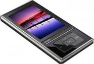 """1.5"""" LCD 1 GB MP3/MP4 Player - White or Black"""