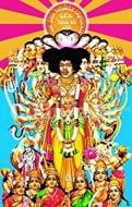 Jimi Hendrix Axis Bold Poster Print