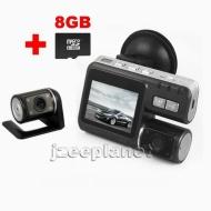 Mini HD 1080P Home Cinema Theater LED Technologie LCD Projektor Beamer 500 Lumen, PC Laptop VGA USB SD HDMI Kontrastverhältnis 500: 1 Schwarz