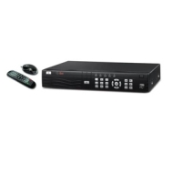Q-see 8 Channel H.264 Network Dvr 500gb Security Camera System Qs408