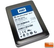 Western Digital SiliconEdge Blue 256GB SSD
