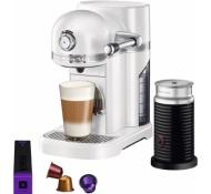 KitchenAid 5KES0504EFP/3 + Aeroccino