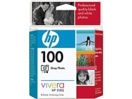 C9368AN (HP 100) Ink, 80 Page Yield, Photo Gray