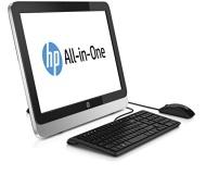 """HP 21-2010 1.8GHz A4-6210 21.5"""" 1600 x 900pixels Écran tactile Argent"""