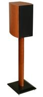 """Sanus NF36C Cherry Pair 36"""" Speaker Stands"""