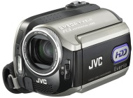 JVC Everio GZ-MG255