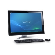 Sony Vaio L21S1E/B 61 cm (24 Zoll) Desktop-PC (Intel Core i7-2630M, 2GHz, 8GB RAM, 1TB HDD, NVIDIA GT540M, Blu-ray, Win 7 HP)
