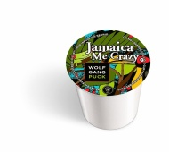 Wolfgang Puck Jamaica Me Crazy Keurig K-Cups,18 Count