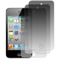 EMPIRE 3 Pack of Anti-Glare Matte Screen Protectors for Apple iPod Touch 4 / 4th Generation