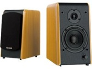 Microlab Aktivbox B77 2.0 PC Speaker Wood