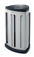 Brabantia Nespresso Coffee Capsule Dispenser, Matt Steel