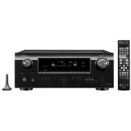 Denon AVR-991 7.2-Channel Networking Multi-Source/Multi-Zone A/V Home Theater Receiver with HDMI 1.4a supporting 1080p and 3D (Black)