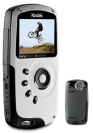 Kodak Pocket Video Camera PlaySport Noir (Etanche -3 m)