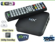 MX2 Android 4.2 Jelly Bean XBMC Streaming Box. Dual Core A9, Dual Mali-400