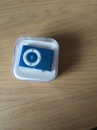 Mini Fashoin Clip Metal USB MP3 Music Media Player Support 1 - 8GB Micro SD TF