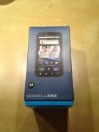 Motorola ATRIX 4G / Motorola ATRIX 4G MB860