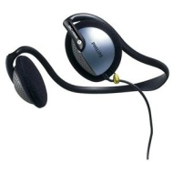 Philips HS500 Behind-the-Head Sport Headphones with Neckband