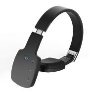 AUKEY Cuffie Wireless Sensibile al Tocco Headphone Stereo Bluetooth V4.0 con Microfono Incorporato e Suono Chiaro, Compatibili con Smartphone e Tablet