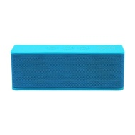 TECEVO T4 NFC Bluetooth Wireless Speaker With NFC Pairing And Microphone - 6W RMS - Blue
