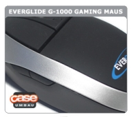 Everglide G1000 Professional Gaming Mouse
