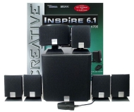 Creative Inspire 6.1 6700 speakers