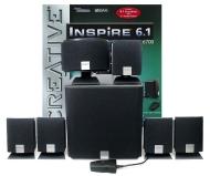 Creative Inspire 6.1 6700 speakers