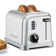 Cuisinart 2-Slice Classic Metal Toaster