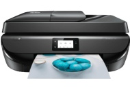 HP OfficeJet 5230 Tintenstrahl 4-in-1 Mutlifunktionsdrucker WLAN