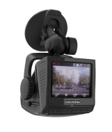 PAPAGO P3-US P3 Full HD 1080P Dashcam with Built-In GPS and US Digital Map 2.4-Inch LCD (Black)