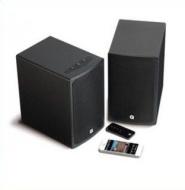 Q Acoustics Q BT3 Bluetooth Speakers Black