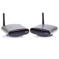 SainSonic PAT-330 2.4G Wireless AV Sender Transmitter & Receiver 150M, Silver