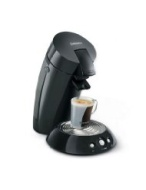 Senseo 7810 Single-Serve Gourmet Coffee Machine, Black