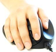 Hippus HandShoe Mouse