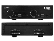 OSD Audio SSVC2 Dual Source 2-Zone Speaker Selector with Volume Control
