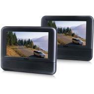 "RCA 7"" Dual Screen DVD Player"