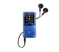 SONY NWZ-E384L 8 GB MP3 Player with FM Radio - Blue