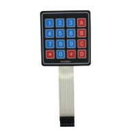 niceeshop(TM) 4x4 Universial 16 Key Switch Keypad Keyboard For Arduino