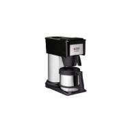 Bunn-O-Matic BTX-B ThermoFresh 10-Cup Coffee Brewer BLK/SS