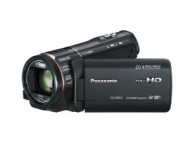 Panasonic X920 Full HD Camcorder - Black (20.4MP, 1920 x 1080P, 3MOS BSI Sensor, 25x Intelligent Zoom) 3.5 inch LCD
