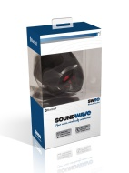 SoundWave SW50 - Bluetooth Ricaricabile Portatile Altoparlante NERO - Altoparlante Senza Fili - Adatto a TUTTI i Dispositivi Audio ( Vivavoce / Handsf