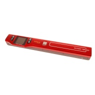 VuPoint PDS-ST470R-VP Compact Portable Wand Scanner (RED)