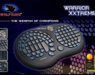 Wolfking Warrior XXtreme Game Pad