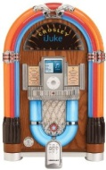 Crosley Tabletop iJuke CR1701A-PA Paprika