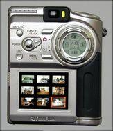 Fujifilm Finepix 4700