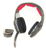 Ex-Pro Fiber-Optic Wireless Gaming Headset