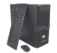 Zoostorm 7877-0407 Home Premium Desktop PC (Intel Core i7-3770 3.4GHz Processor, 2TB HDD, 16GB DDR3, Intel HD Graphics, DVD-RW, Windows 8)